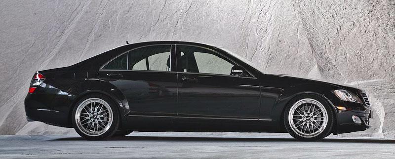 Mercedes-Benz S500 4MATIC po kúře od firmy Inden-Design: - fotka 4