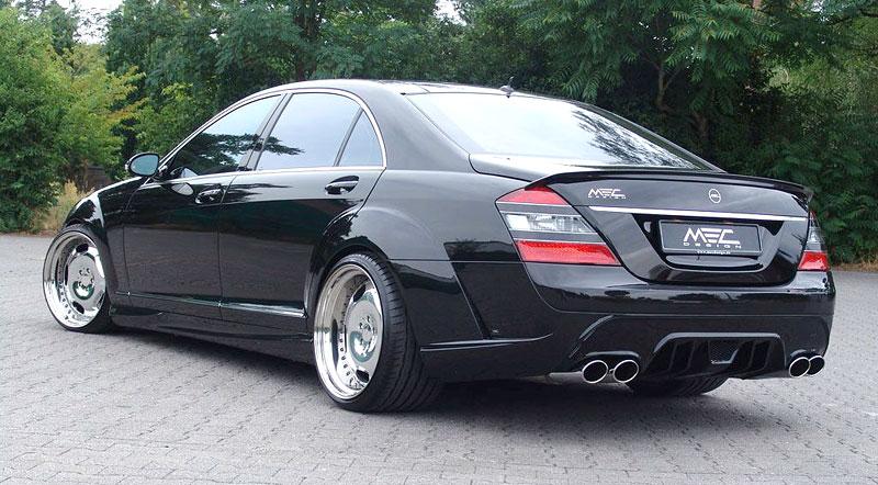 Mercedes S by MEC Design: je libo více gelu?: - fotka 5