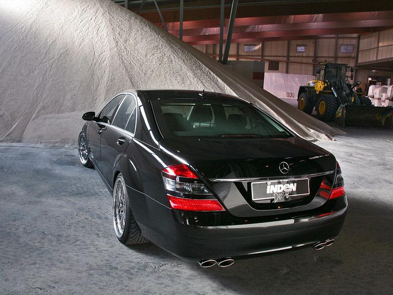 Mercedes-Benz S500 4MATIC po kúře od firmy Inden-Design: - fotka 6