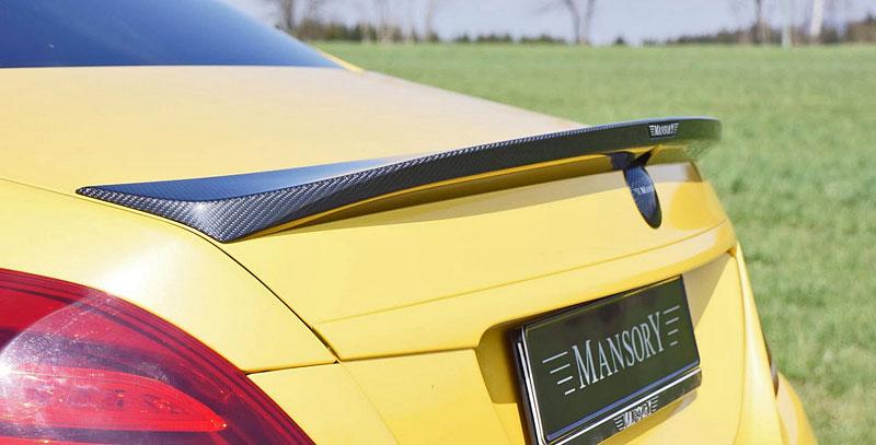 Mansory S 63 AMG Bumblebee: Pekelně rychlý čmelák. Nebo taxík?: - fotka 3