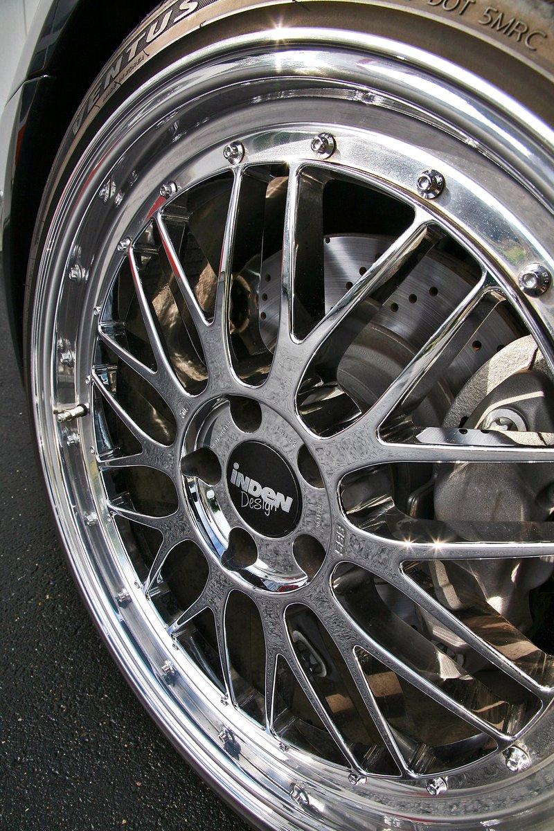 Mercedes-Benz S500 4MATIC po kúře od firmy Inden-Design: - fotka 9