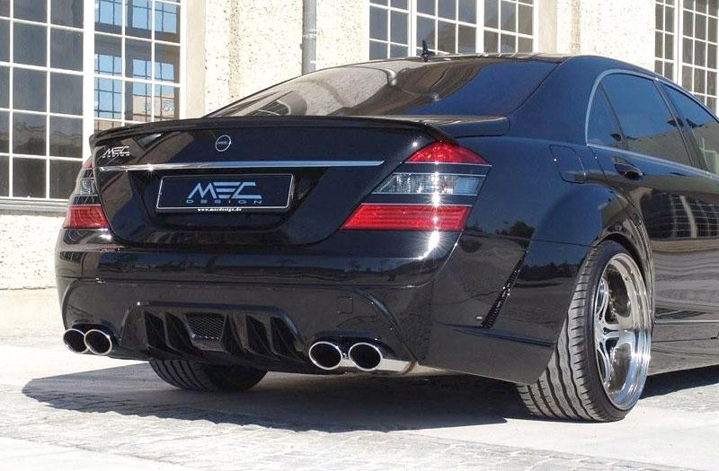 Mercedes S by MEC Design: je libo více gelu?: - fotka 11