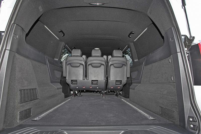 Hartmann VP Spirit aneb Mercedes-Benz Vito jako sportovec: - fotka 15