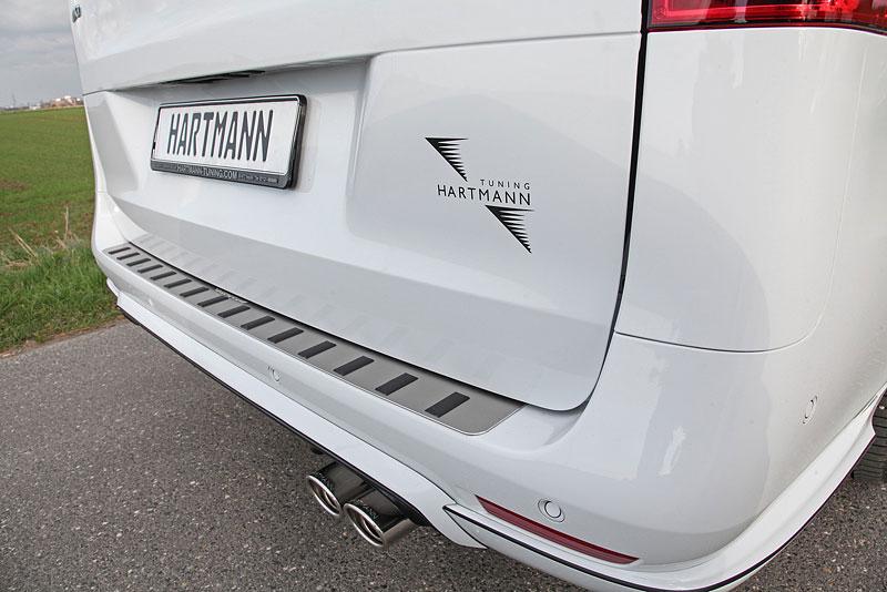 Hartmann VP Spirit aneb Mercedes-Benz Vito jako sportovec: - fotka 17