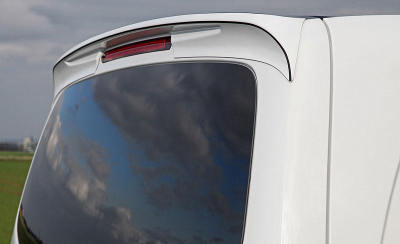 Hartmann VP Spirit aneb Mercedes-Benz Vito jako sportovec: - fotka 18