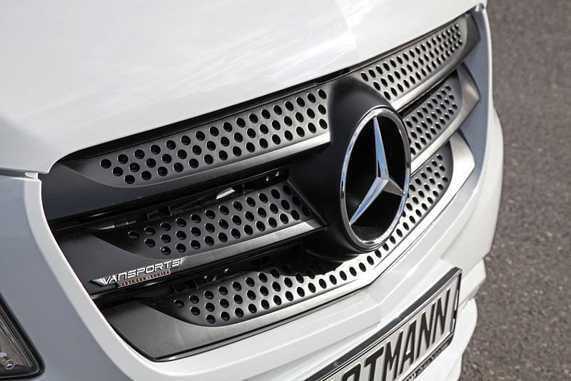 Hartmann VP Spirit aneb Mercedes-Benz Vito jako sportovec: - fotka 22