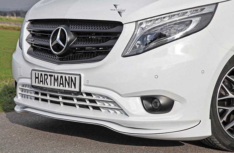 Hartmann VP Spirit aneb Mercedes-Benz Vito jako sportovec: - fotka 23