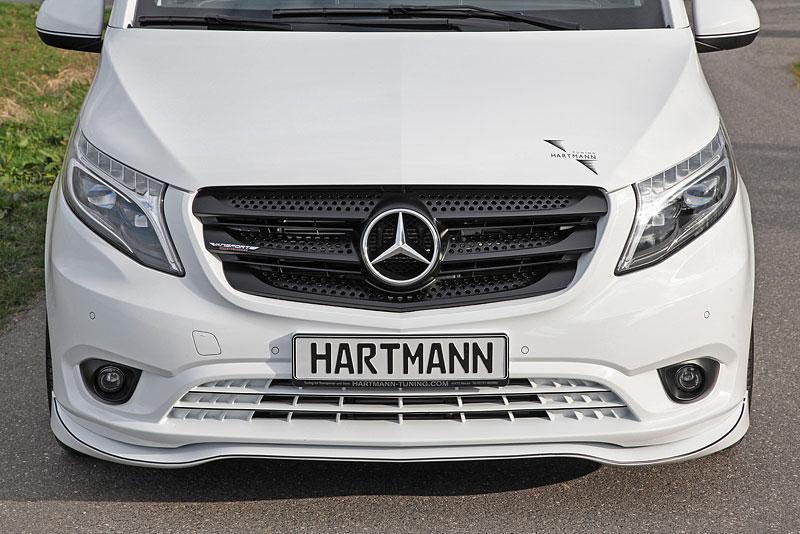 Hartmann VP Spirit aneb Mercedes-Benz Vito jako sportovec: - fotka 26