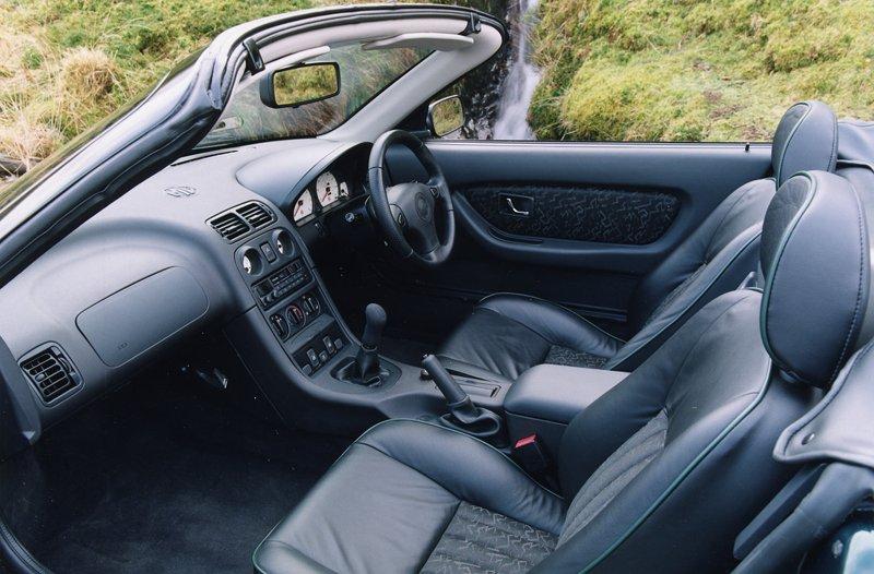 Roadster MG F/TF bude mít nástupce: - fotka 5