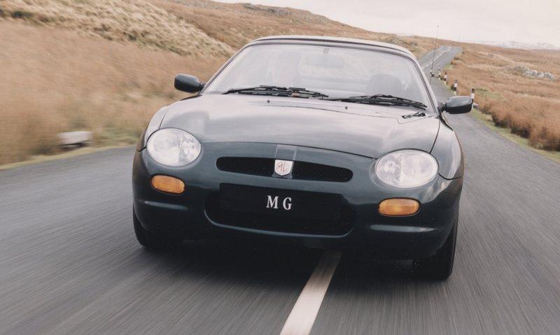 Roadster MG F/TF bude mít nástupce: - fotka 6