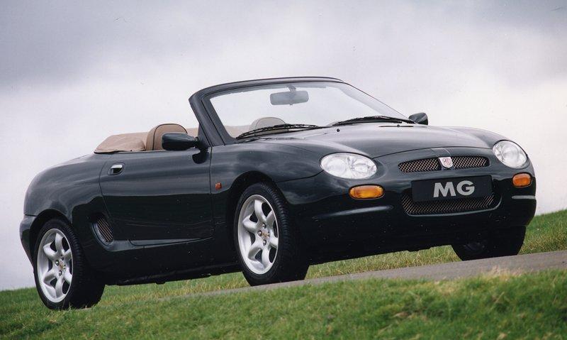 Roadster MG F/TF bude mít nástupce: - fotka 7
