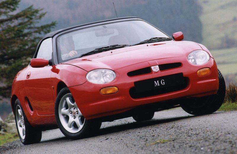 Roadster MG F/TF bude mít nástupce: - fotka 8
