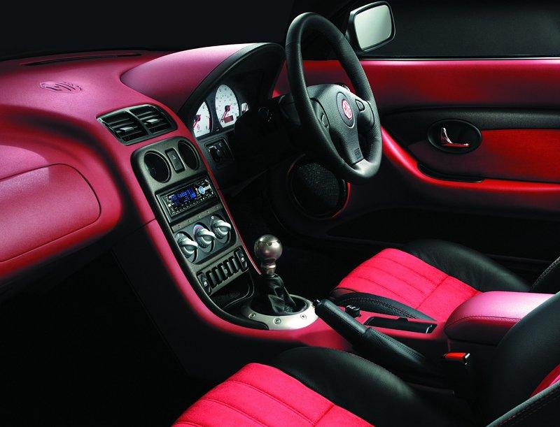 Roadster MG F/TF bude mít nástupce: - fotka 18