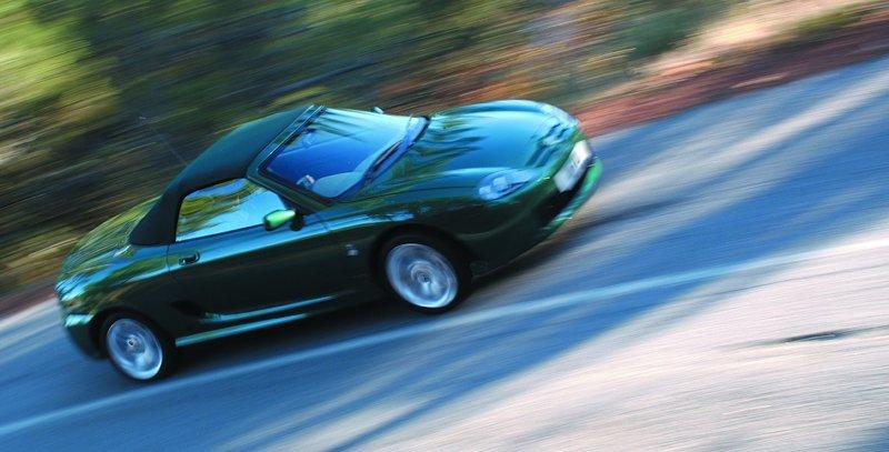 Roadster MG F/TF bude mít nástupce: - fotka 31