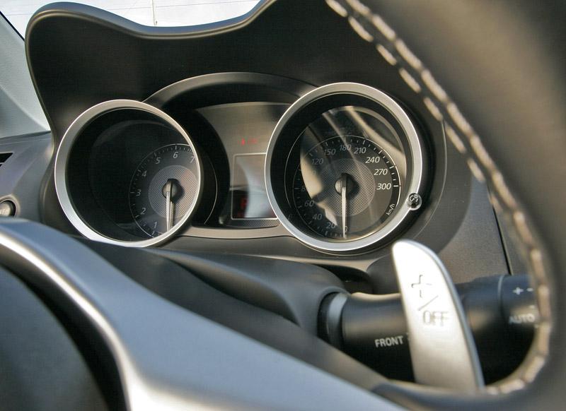 Za volantem: Mitsubishi Lancer Evolution TC-SST: - fotka 1
