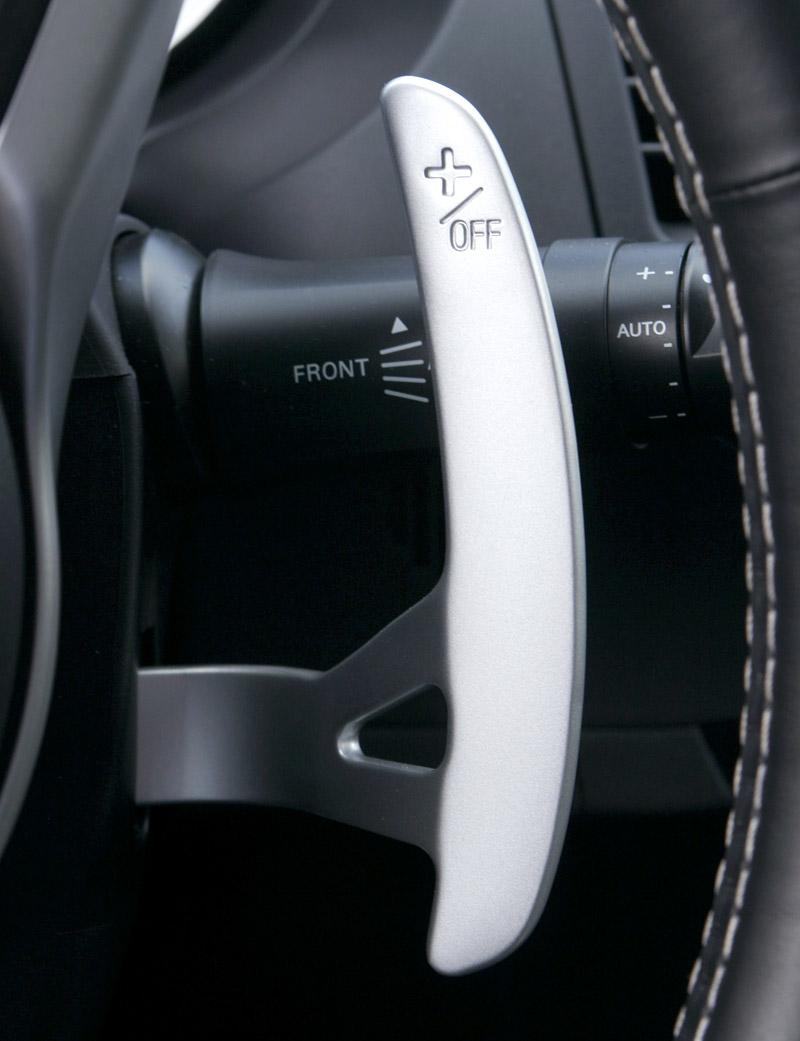 Za volantem: Mitsubishi Lancer Evolution TC-SST: - fotka 4