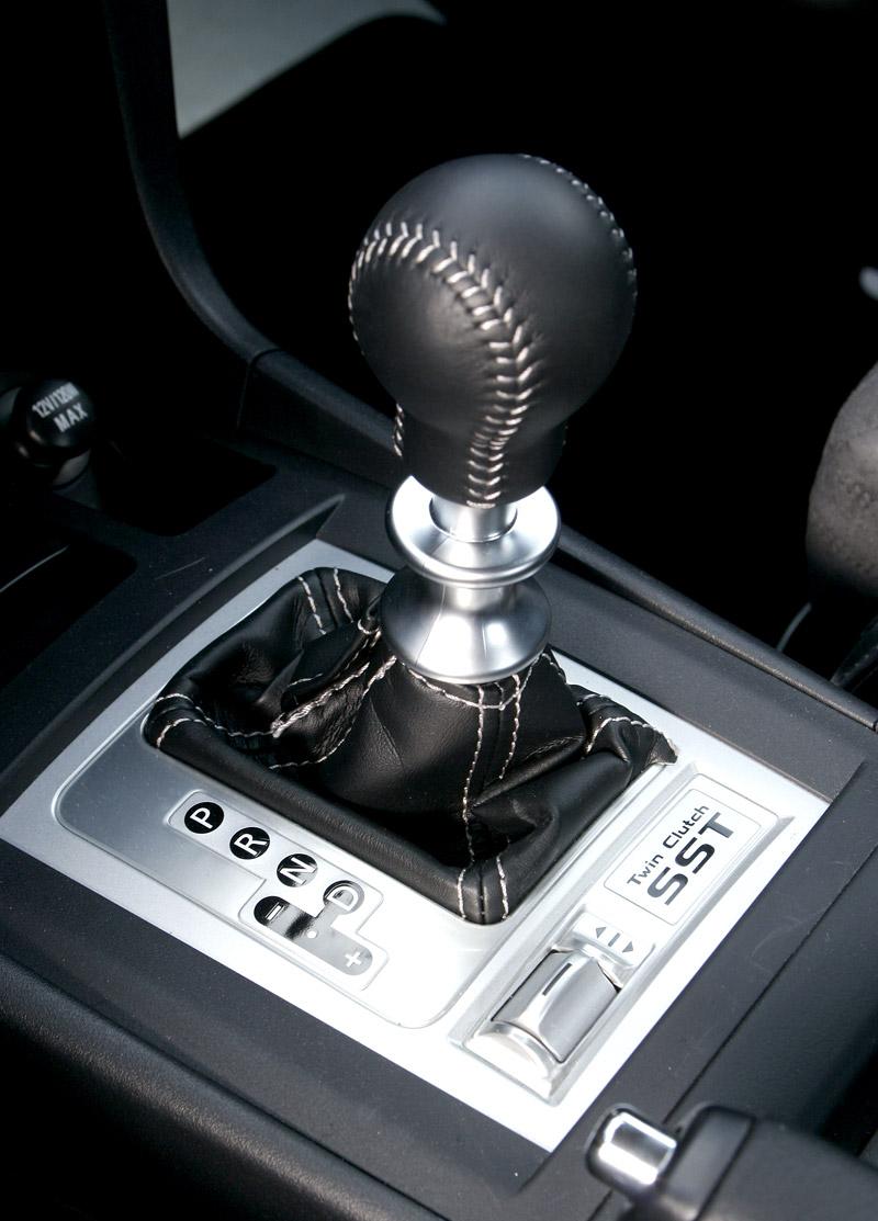 Za volantem: Mitsubishi Lancer Evolution TC-SST: - fotka 6