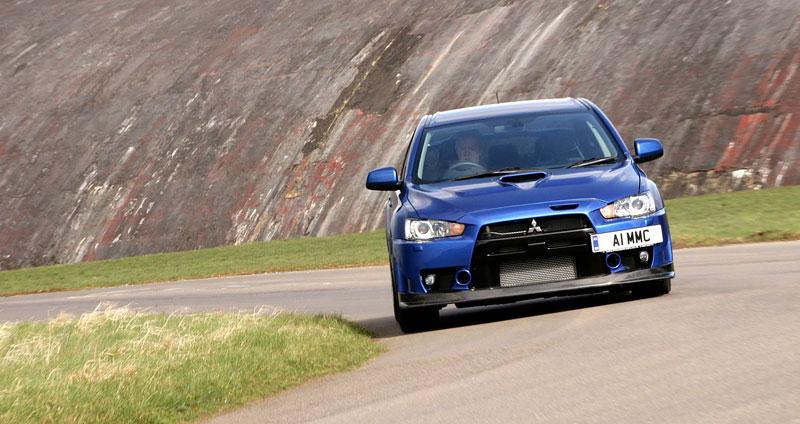 S Mitsubishi Lancer EVO X