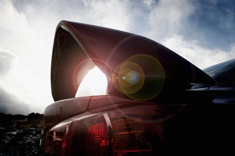Akční snímky Mitsubishi Lancer Evo X: - fotka 31