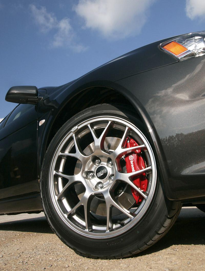 Za volantem: Mitsubishi Lancer Evolution TC-SST: - fotka 33
