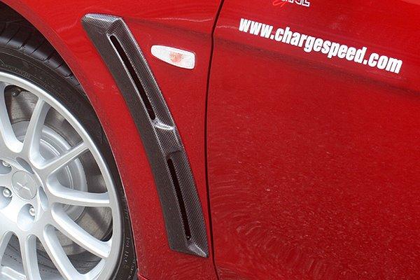 Karbonový bodykit pro Mitsubishi Lancer Evo X: - fotka 9