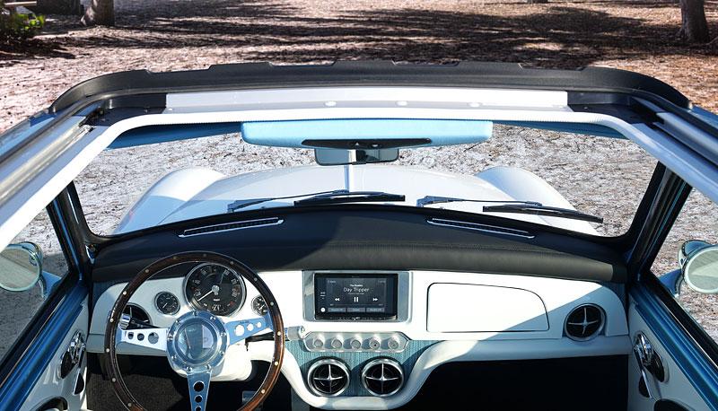 Teď můžete mít klasické Mini jako nové auto. Je ale absurdně drahé: - fotka 6