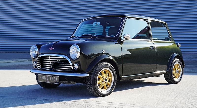 Teď můžete mít klasické Mini jako nové auto. Je ale absurdně drahé: - fotka 9