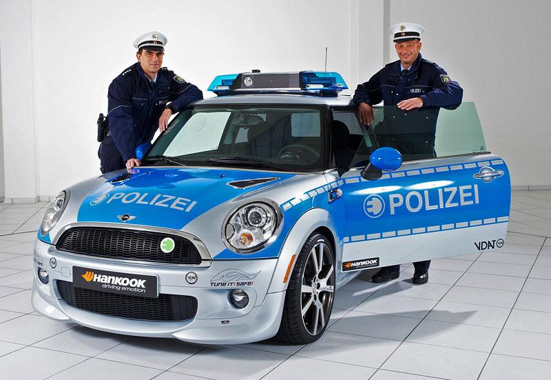 Mini E od AC Schnitzer: sloužit a chránit: - fotka 2