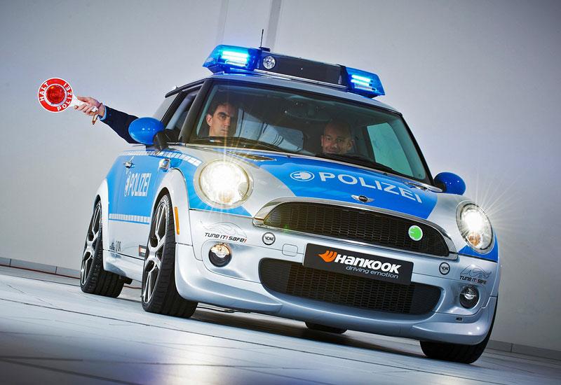 Mini E od AC Schnitzer: sloužit a chránit: - fotka 4