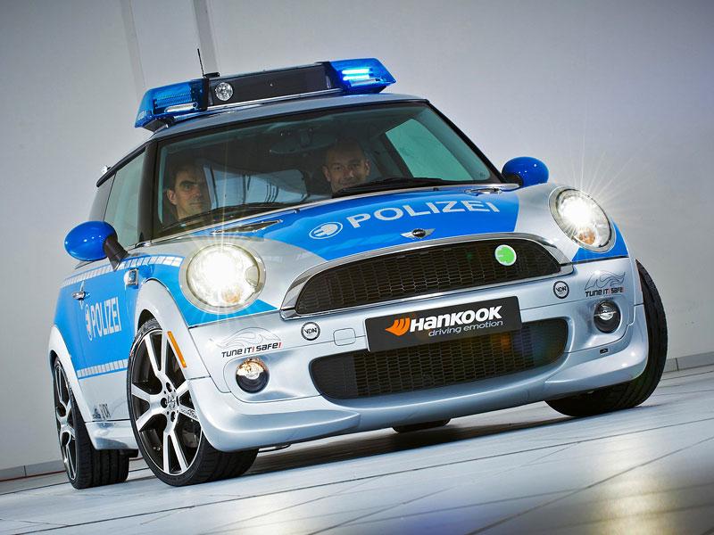 Mini E od AC Schnitzer: sloužit a chránit: - fotka 6