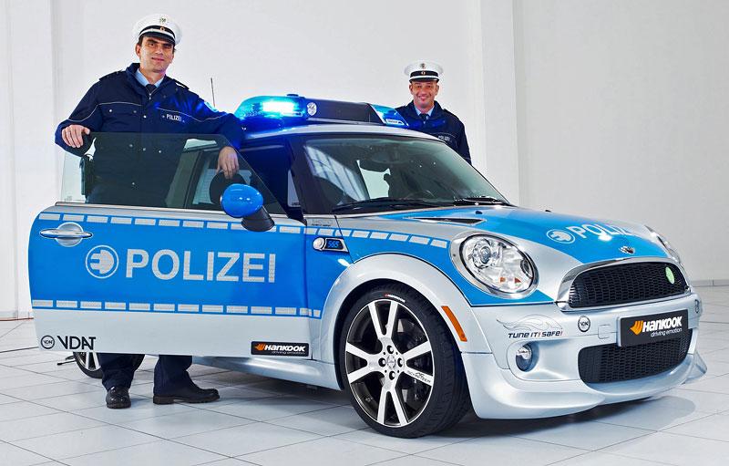 Mini E od AC Schnitzer: sloužit a chránit: - fotka 8