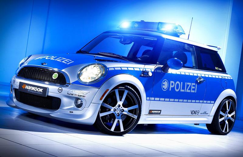 Mini E od AC Schnitzer: sloužit a chránit: - fotka 9