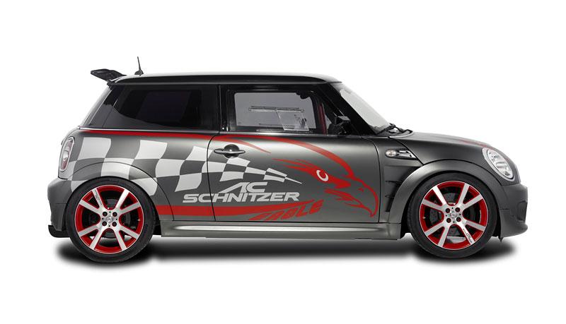 AC Schnitzer Eagle: nejrychlejší mini všech dob?: - fotka 22