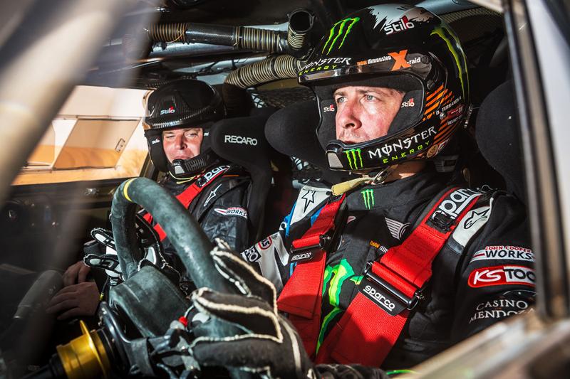 Mini vyrazí na Dakar 2015 s osmičkou aut: - fotka 37