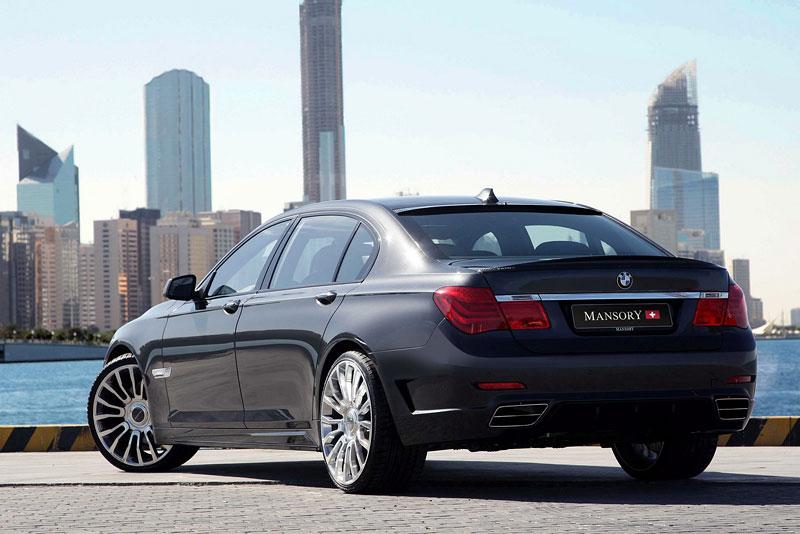 BMW 750i a 760Li by Mansory: - fotka 6