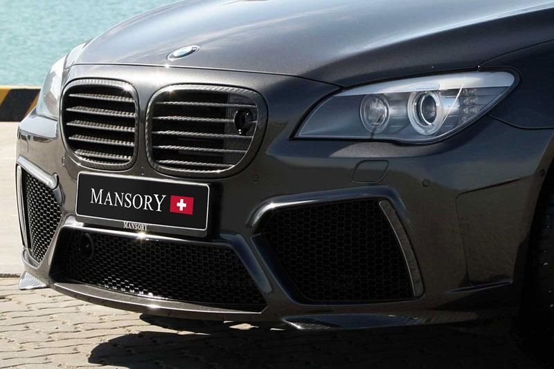 BMW 750i a 760Li by Mansory: - fotka 9