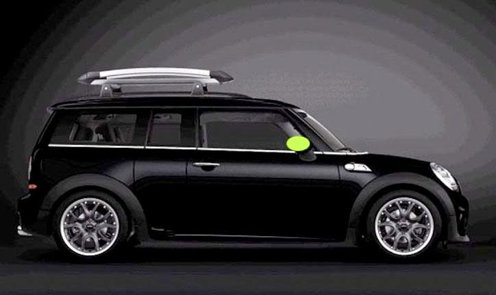 MINI Clubman S Rally Edition: pouze pro 70 Američanů: - fotka 2