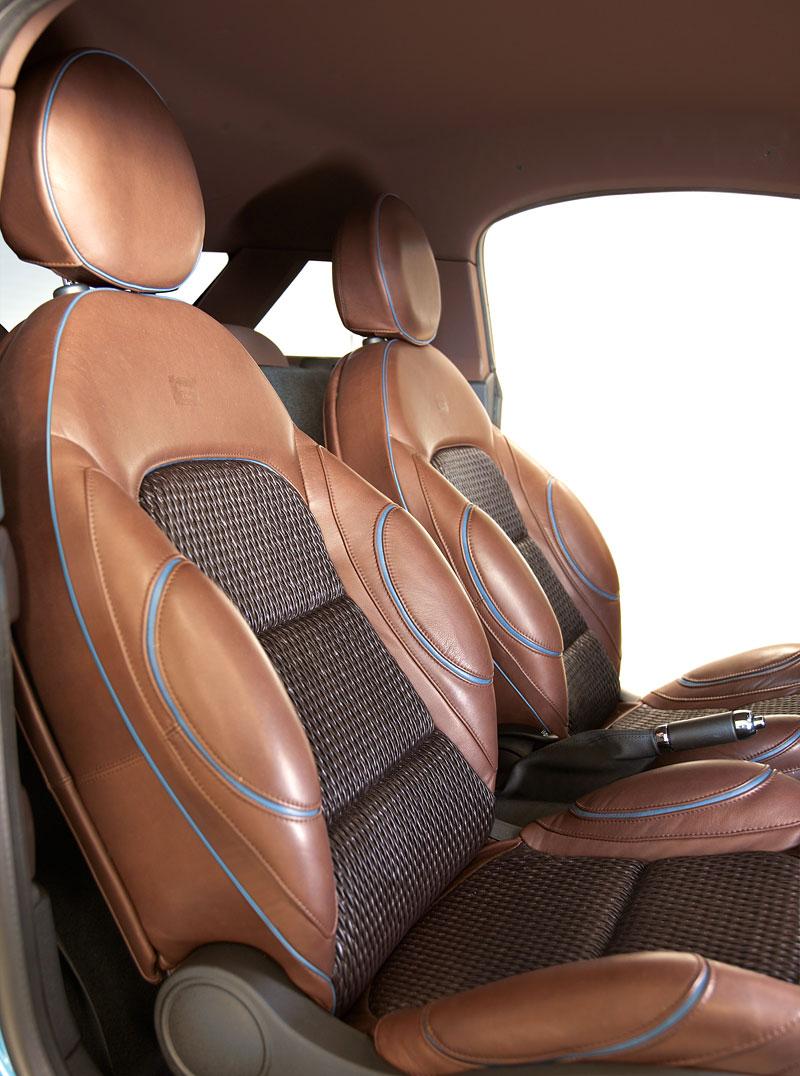 Frankfurt 2009: Mini Coupe Concept - dvě místa, 211 koní a fůra fotek: - fotka 2