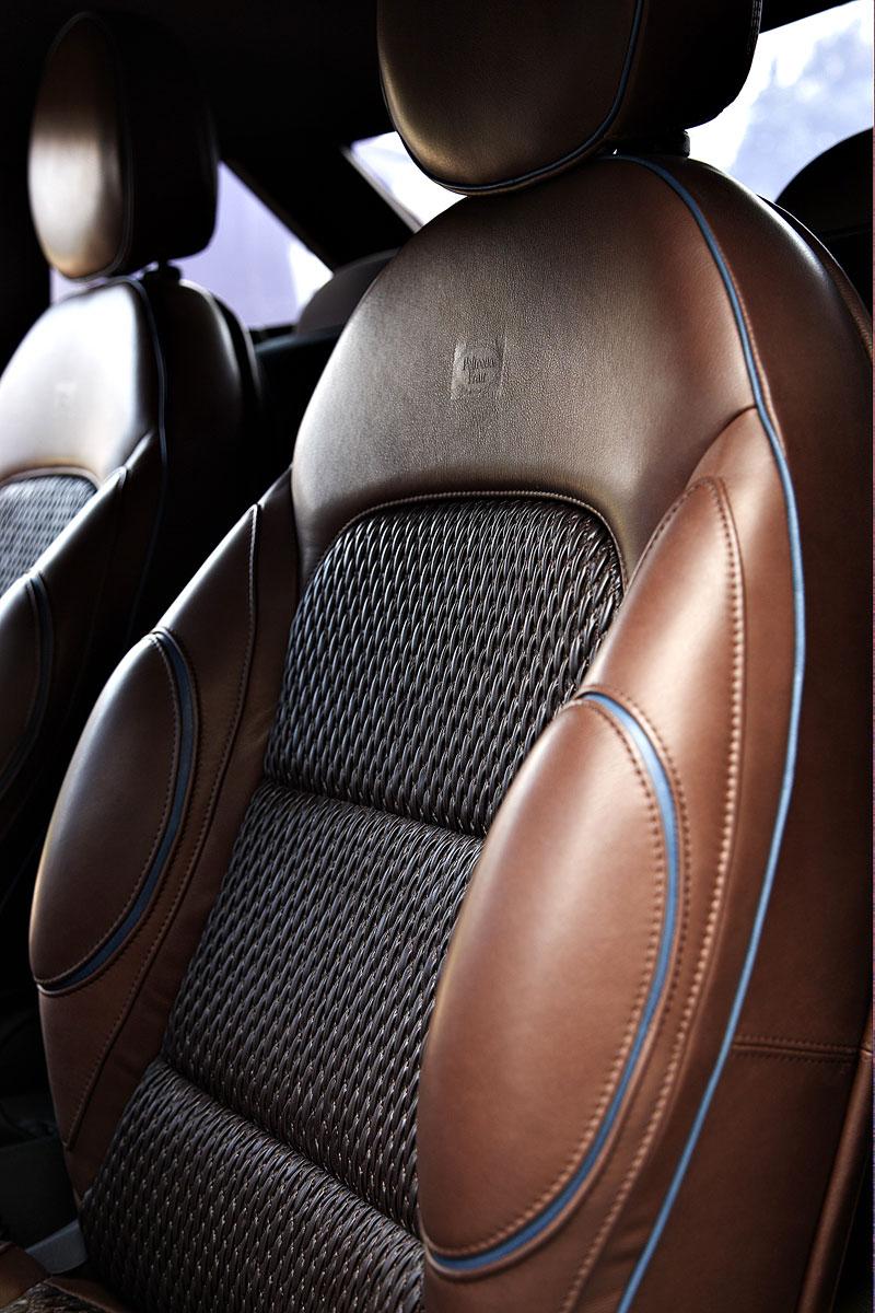 Frankfurt 2009: Mini Coupe Concept - dvě místa, 211 koní a fůra fotek: - fotka 4