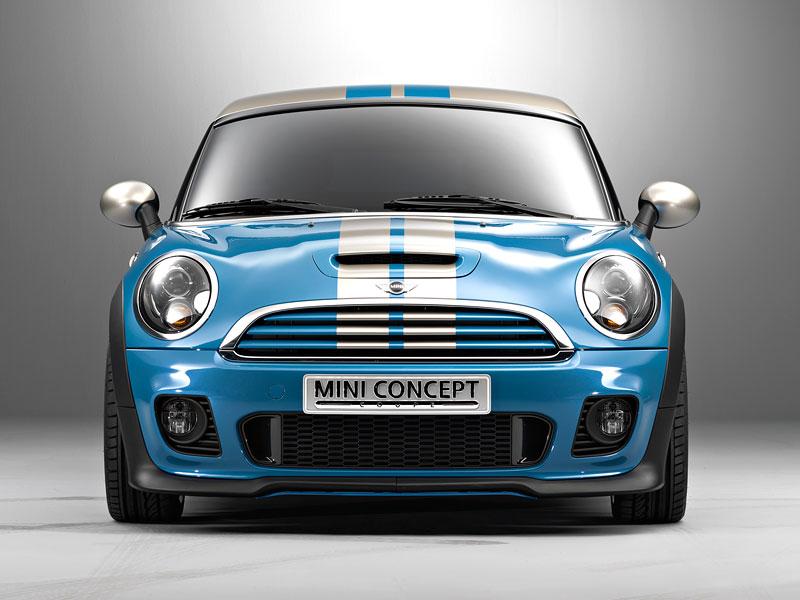 Frankfurt 2009: Mini Coupe Concept - dvě místa, 211 koní a fůra fotek: - fotka 6