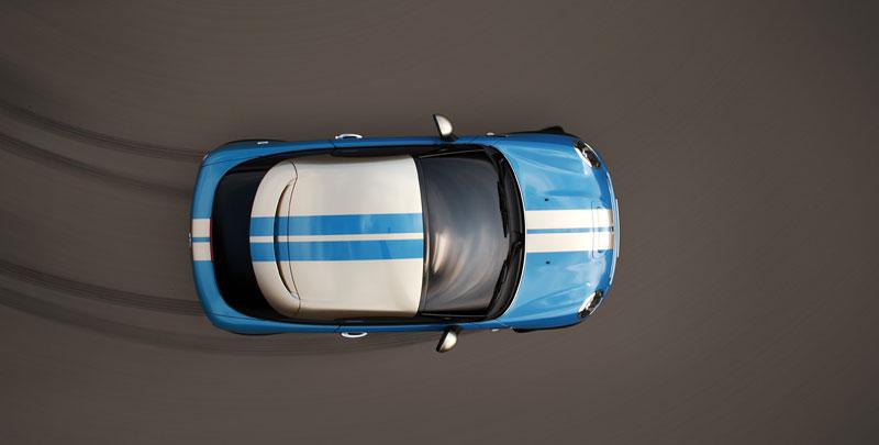 Frankfurt 2009: Mini Coupe Concept - dvě místa, 211 koní a fůra fotek: - fotka 21