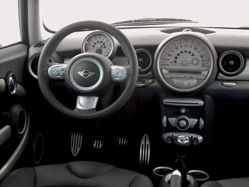 MINI Cooper S: zvýšení výkonu od Superchips Ltd: - fotka 1