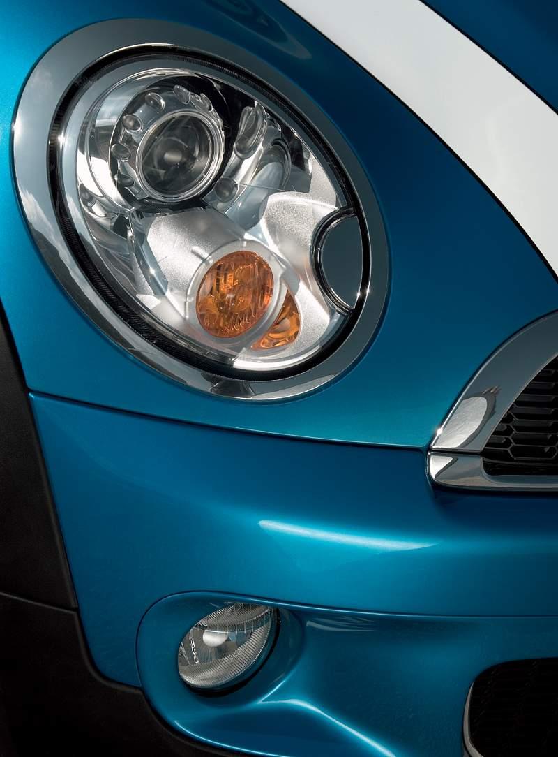 MINI Cooper S: zvýšení výkonu od Superchips Ltd: - fotka 15