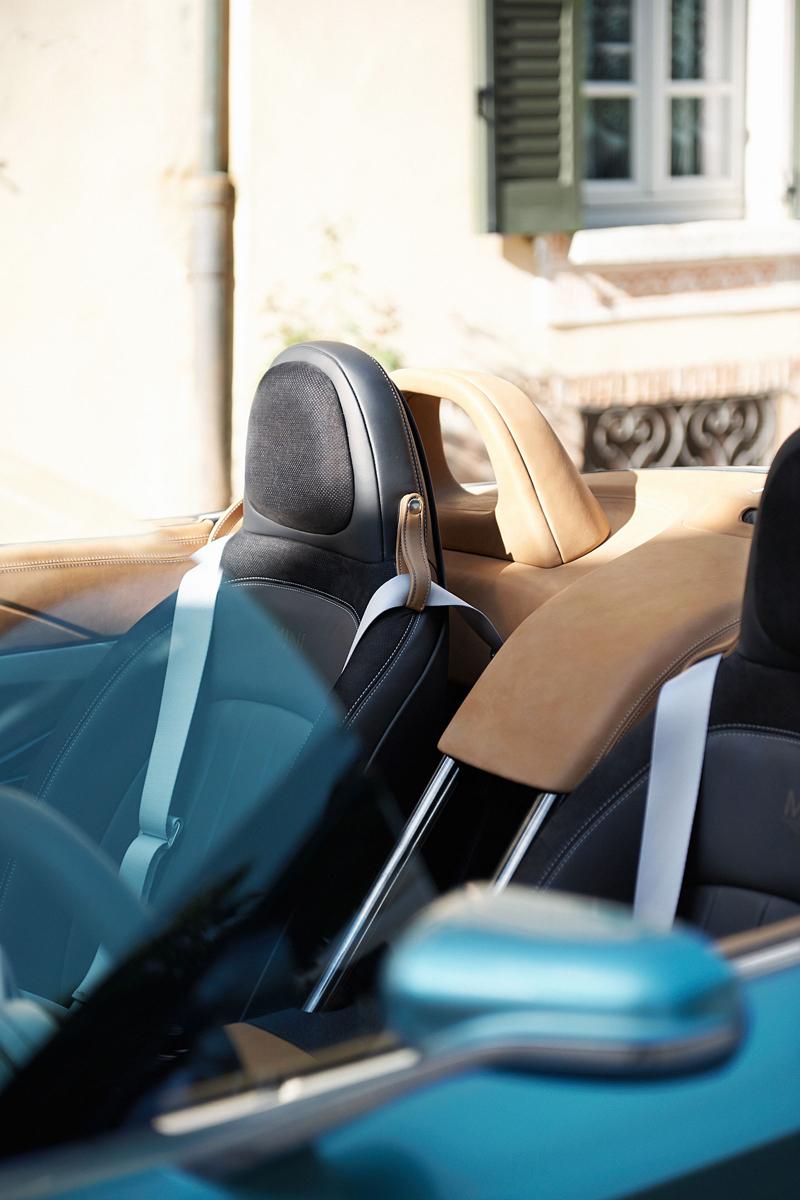 Carozzeria Touring Superleggera chystá překvapení pro Ženevu: - fotka 4