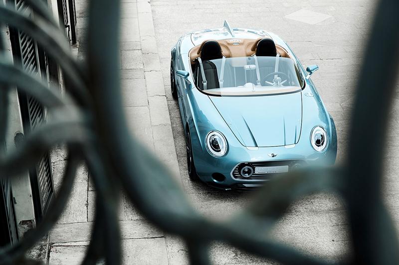 Carozzeria Touring Superleggera chystá překvapení pro Ženevu: - fotka 8