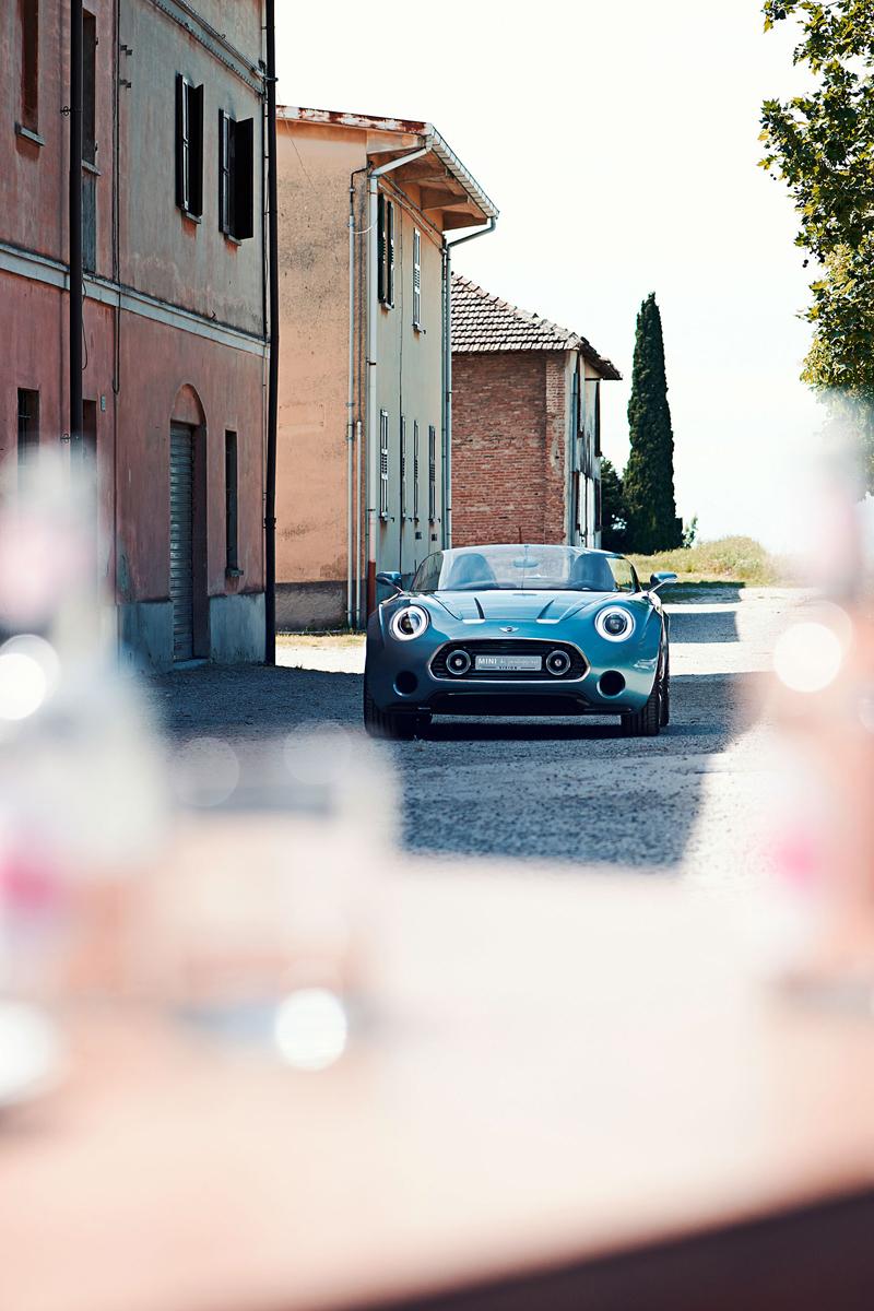 Carozzeria Touring Superleggera chystá překvapení pro Ženevu: - fotka 9