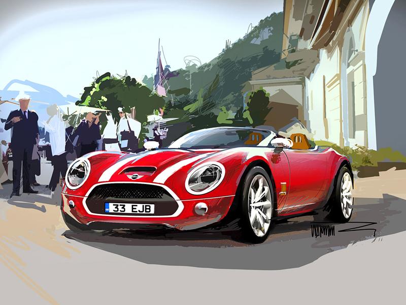 Carozzeria Touring Superleggera chystá překvapení pro Ženevu: - fotka 44