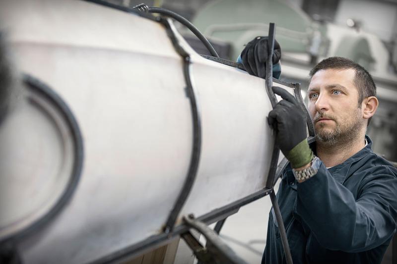 Carozzeria Touring Superleggera chystá překvapení pro Ženevu: - fotka 50