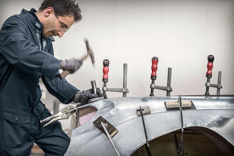 Carozzeria Touring Superleggera chystá překvapení pro Ženevu: - fotka 53