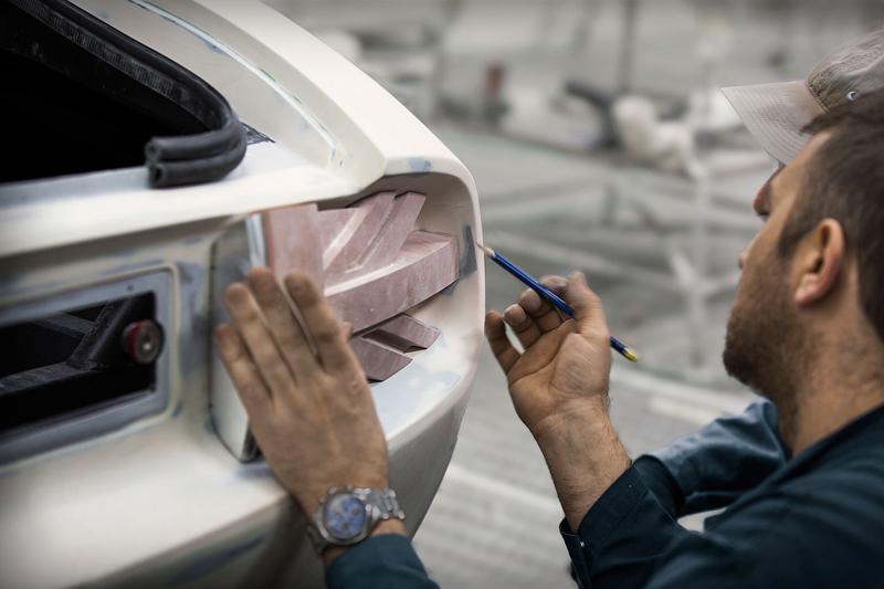 Carozzeria Touring Superleggera chystá překvapení pro Ženevu: - fotka 55